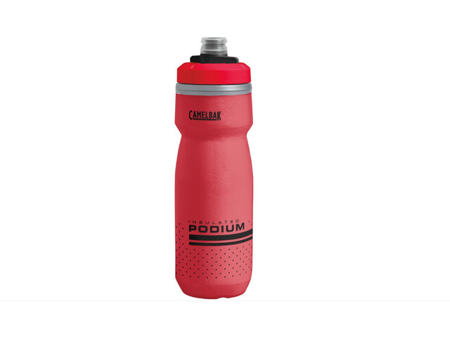 CamelBak Podium Chill Bottle 620ml fiery red